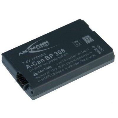 Akumulator ANSMANN 800 mAh do Canon A-Can BP 308 Electro E201283