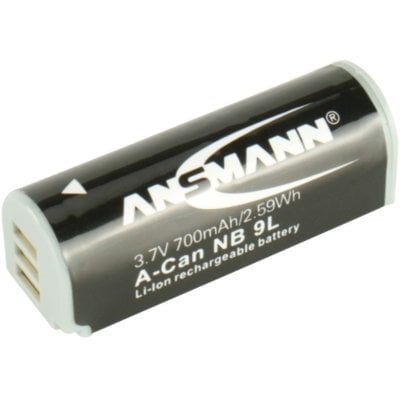 Akumulator ANSMANN 700 mAh do Canon A-Can NB 9 L Electro E029978