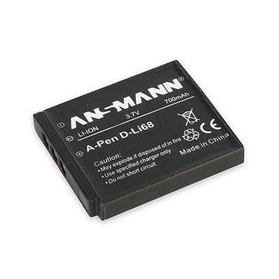Akumulator ANSMANN 700 mAh do Pentax A-Pen D-Li 68 Electro 211079