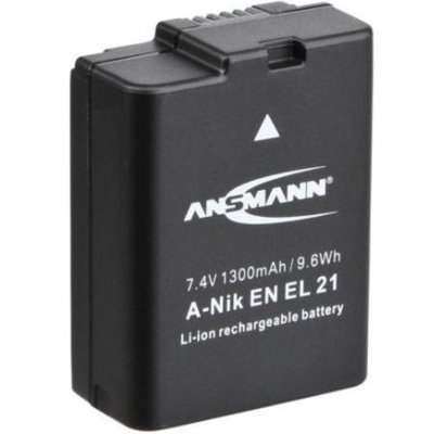 Akumulator ANSMANN 1300 mAh do Nikon A-Nik EN EL 21 Electro 373684