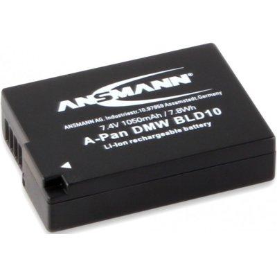 Akumulator ANSMANN 1050 mAh do Panasonic A-Pan DMW BLD 10PP Electro E201308