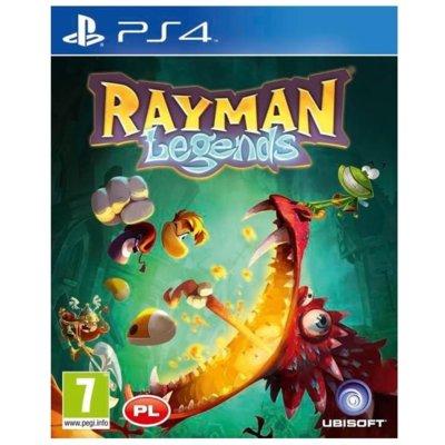 Rayman Legends Gra PS4 Electro 783444