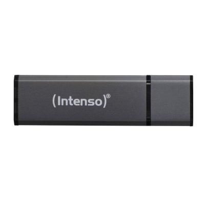 Pamięć INTENSO Alu Line 64 GB Antracyt Electro 724025