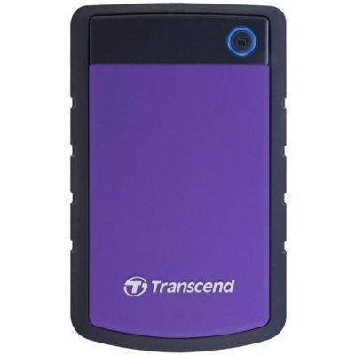 Dysk TRANSCEND StoreJet 25 H3P 2TB HDD Czarno-Fioletowy Electro 790395