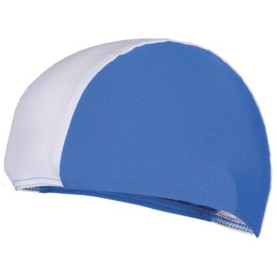 Czepek materiałowy SPOKEY Lycras 834341 Biało-Niebieski Electro 832673
