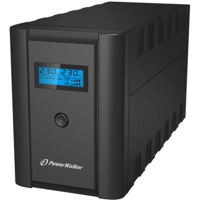Zasilacz UPS POWERWALKER VI 1200 LCD FR Electro 272470