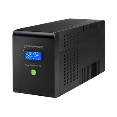 Zasilacz POWERWALKER UPS VI 1500 PSW Line-interactive 1500VA Electro 853922