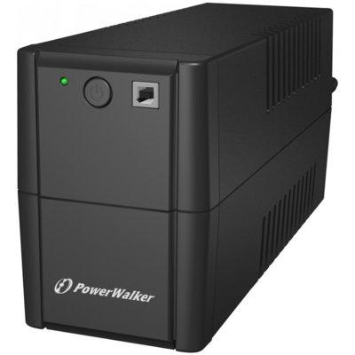 Zasilacz UPS POWERWALKER VI 650 SH FR Electro E181822