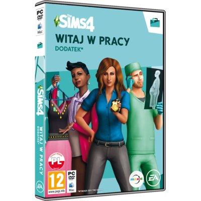 The Sims 4: Witaj w Pracy Gra PC Electro 830010