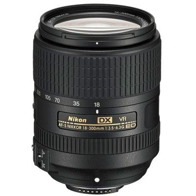 Obiektyw NIKON Nikkor AF-S DX 18-300mm f/3.5-6.3G ED VR
