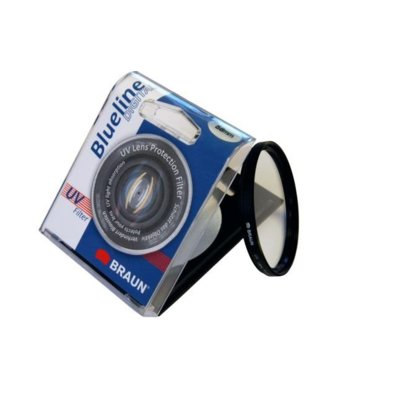 Filtr BRAUN UV Blueline 40.5mm Electro 267705