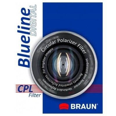 Filtr BRAUN CPL Blueline (55 mm) Electro 268197