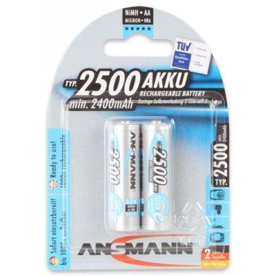 Akumulatorki AA 2500 mAh ANSMANN (2 szt.) Electro 331130