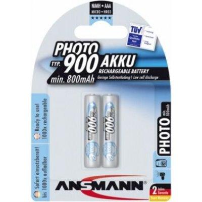 Akumulatorki AAA 800 mAh ANSMANN (2 szt.) Electro 393628