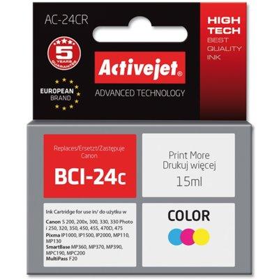 Tusz ACTIVEJET AC-24CR Kolorowy Electro 708061