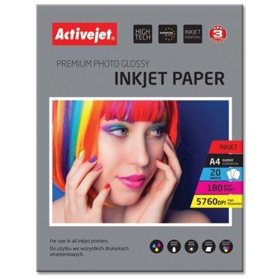 Papier fotograficzny ACTIVEJET AP4-180G20