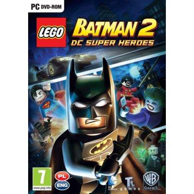 LEGO Batman 2: DC Super Heroes Gra PC Electro 710772