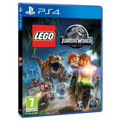LEGO Jurassic World Gra PS4 Electro 835935