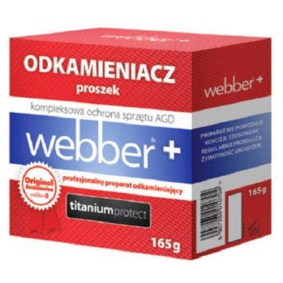 Odkamieniacz WEBBER Uniwersalny 165 g Electro 845805