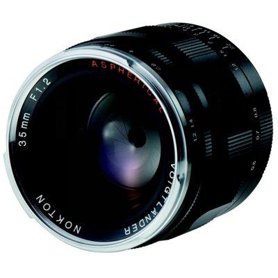 Obiektyw VOIGTLANDER 35 mm f/1.2 Nokton VM II (Leica M) Electro 251073
