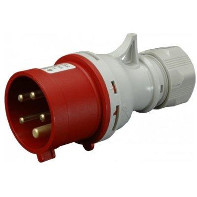 Wtyczka siłowa SEZ IVN1653 16A/5P Electro 426680