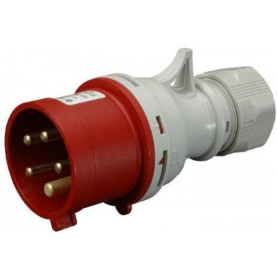 Wtyczka siłowa SEZ IVNO3253 ze zmianą faz 32A/5P Electro 851415