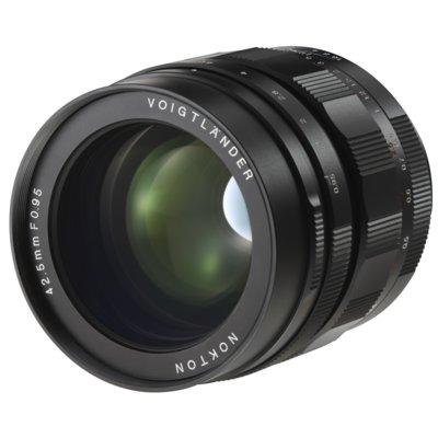 Obiektyw VOIGTLANDER 42.5 mm f/0.95 MFT Nokton (Micro 4/3) Electro 918837