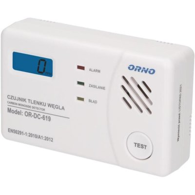 Czujnik tlenku węgla ORNO OR-DC-619 Electro 250945