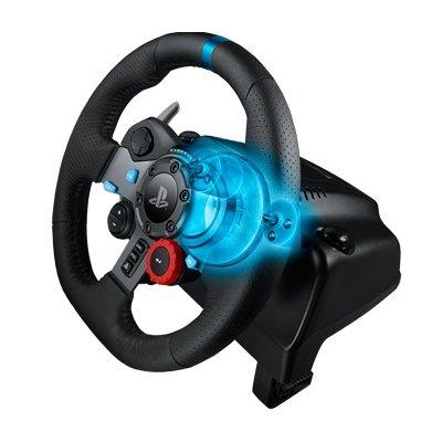 Kierownica LOGITECH G29 (PC/PS3/PS4) Electro 844156