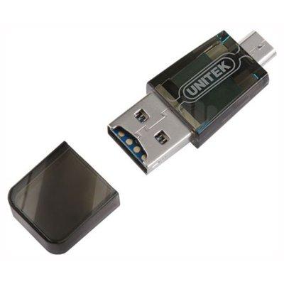 Czytnik kart UNITEK MicroSD Y-2212 Electro 880015