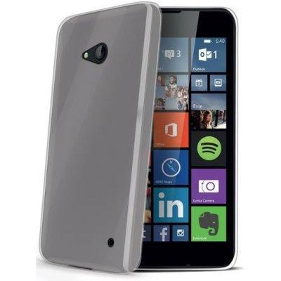 Etui CELLY Gelskin477 do Nokia Lumia 640 Przezroczysty Electro 843842