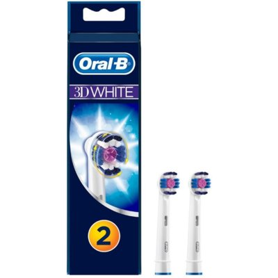 Końcówka szczoteczki ORAL-B Pro White EB 18-2 (2 sztuki) Electro 005460