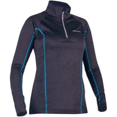Bluza SPOKEY Warmracer Lady (rozmiar M) Czarny Electro 243170