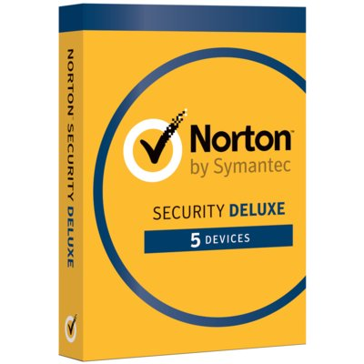 Program NORTON Security Deluxe 3.0 (5 stan. 12 mies.) Electro 340701