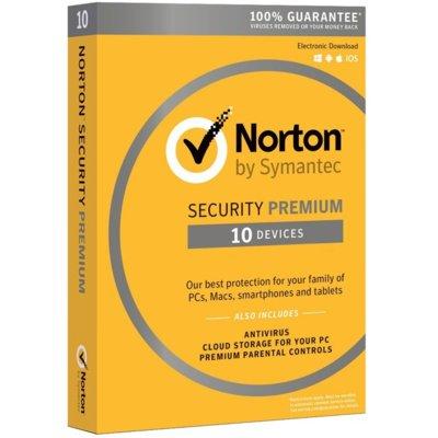 Program NORTON Security 3.0 Premium (10 stan. 12 mies.) Electro 340870