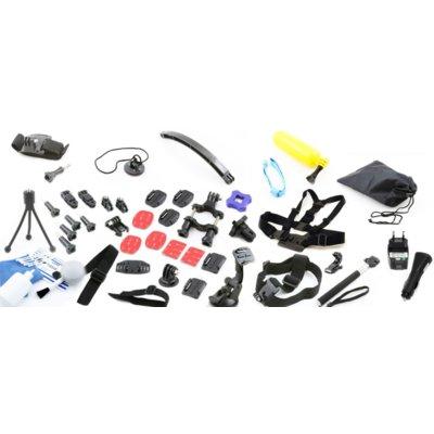 Zestaw XREC do GoPro Advanced Set (58 elementów) Electro 856676