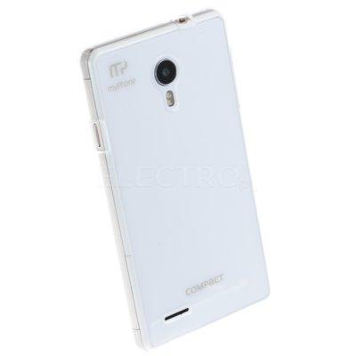 Etui MYPHONE do MyPhone Compact Przezroczysty Electro 845633