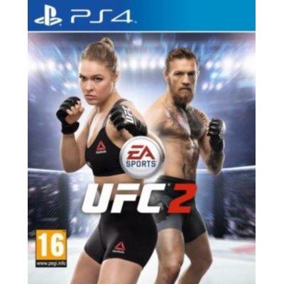 UFC 2 Gra PS4 Electro 850233