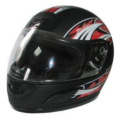 Kask motocyklowy TORQ i5 Integralny Czarny Electro 849643
