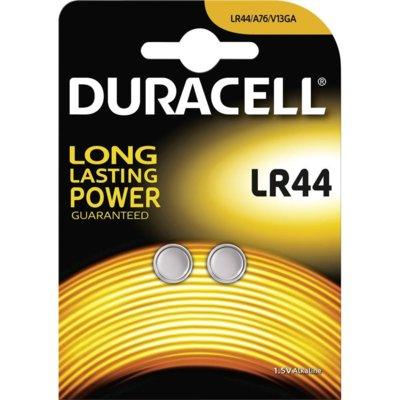 Baterie LR44 DURACELL (2 szt.) Electro 867968