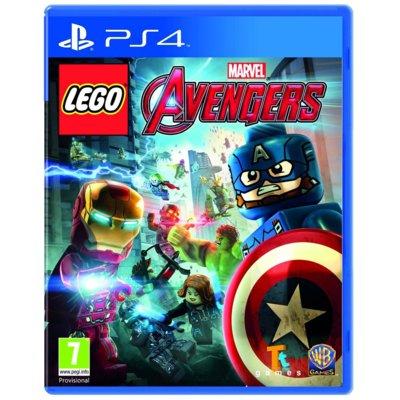 Lego Marvel Avengers Gra PS4 Electro 849795