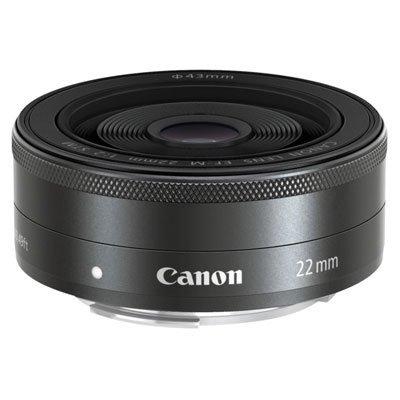 Obiektyw CANON EF-M 22MM 2.0 STM