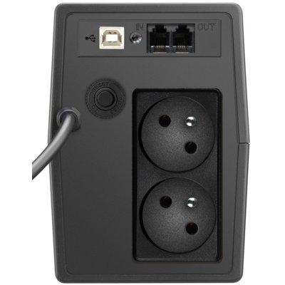 Zasilacz UPS POWERWALKER Line-Interactive 600VA Electro 256500