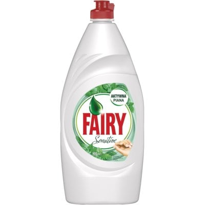 Płyn FAIRY do naczyń Sensitive Drzewo herbaciane z Miętą 900 ml Electro 259704