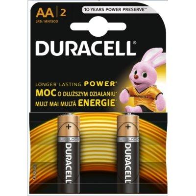 Baterie AA LR6 DURACELL Basic (2 szt.) Electro 867964