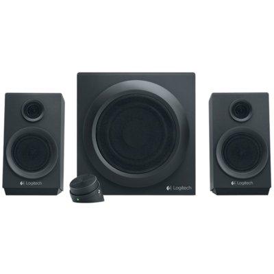 Głośniki LOGITECH 2.1 Z333 Czarny Electro 845386