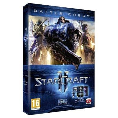 Starcraft II: Battle Chest Gra PC Electro 862913