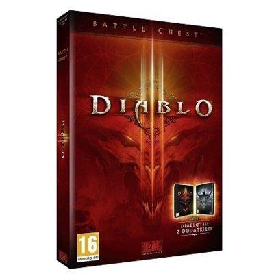 Diablo III: Battle Chest Gra PC Electro 862914