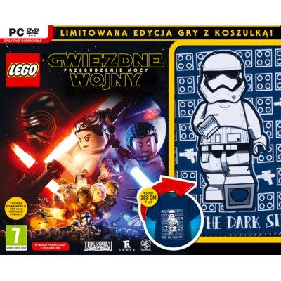 LEGO Star Wars: Przebudzenie Mocy + Koszulka ciemnoniebieska Gra PC Electro 862922