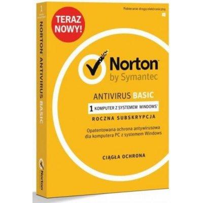 Program NORTON AntiVirus Basic (1 stan. 12 mies.) Electro 340389